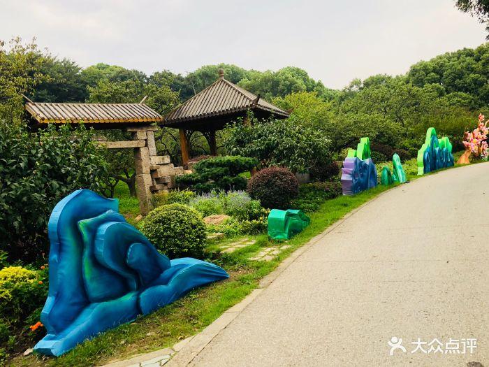 梅园横山风景区图片