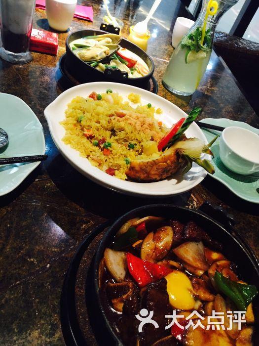 星洲美食(大众店)-图片-温州人气-万达点评网美食蕉叶羊肉红烧图片
