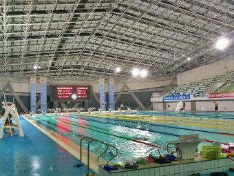 金华体育中心游泳馆