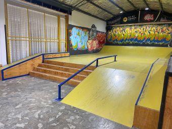 红河滑板运动中心