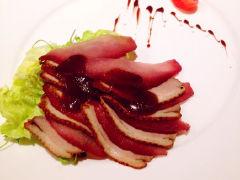 鸭肉红酒雪梨-铃兰1915公馆