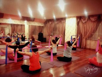 印梵肚皮舞.瑜伽会馆