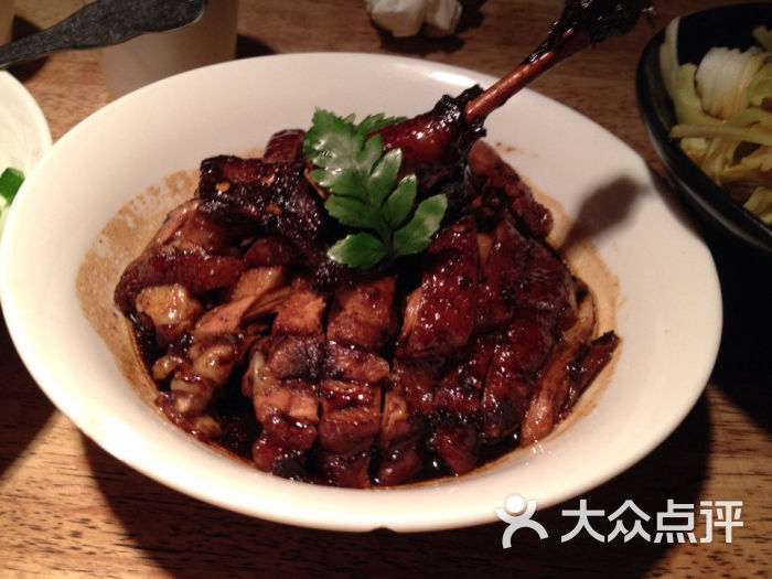 外婆家(上海虹口龙之梦店)-杭州卤鸭图片-上海美食