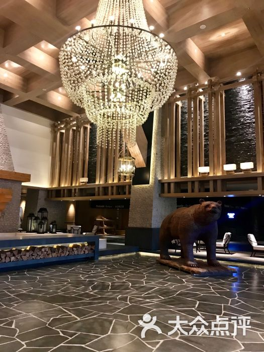 沈阳清河半岛温泉度假酒店大堂图片 - 第34张