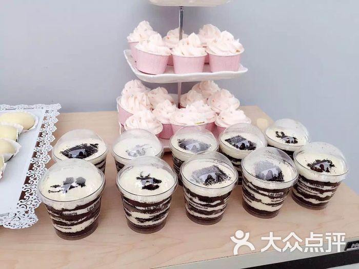 浮力森林蛋糕店图片 - 第2张