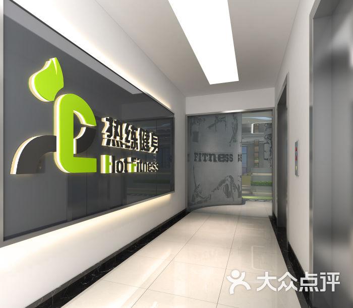 电梯厅的形象墙图片
