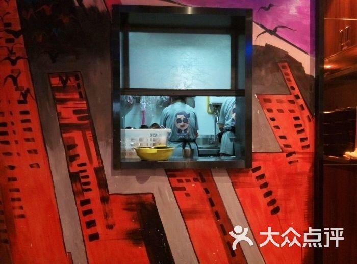 青瓦炭锅语韩食(武汉天地店)-取餐口图片-武汉