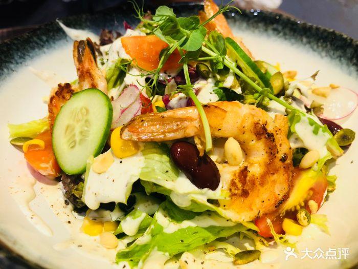 混合杂菜沙拉