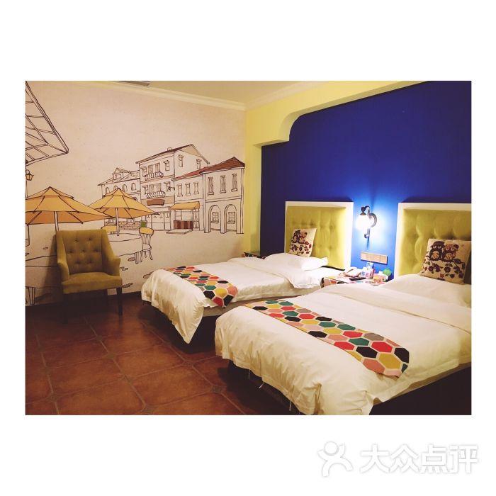 蒙特雷斯墨西哥酒店风情美食(杭州肖坝主题店理工乐山描写图片