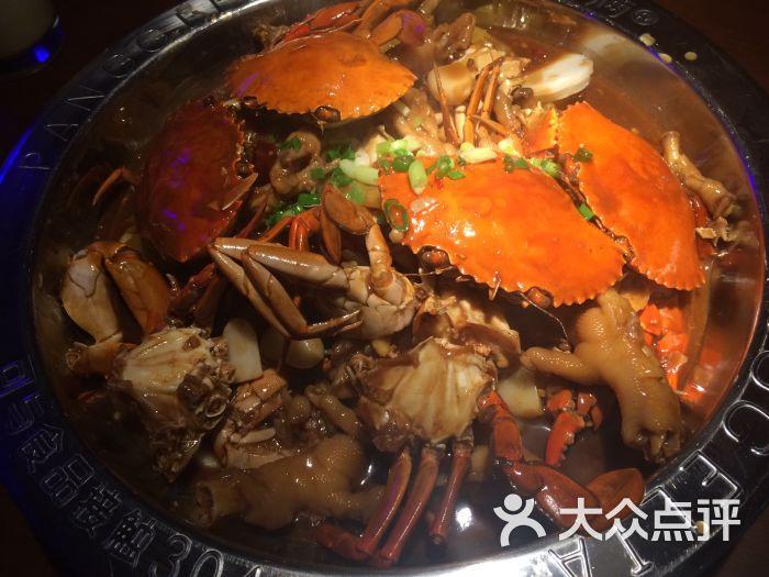 胖哥俩肉蟹煲(巴黎春天店)招牌肉蟹煲图片 - 第5171张