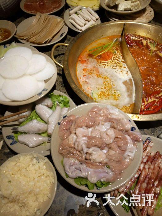 小龙坎老美食(贵阳花果园店)-火锅-贵阳故事-大胡编乱造图片美食图片