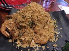 融合马来西亚餐厅(共和新路店)的麦片虾