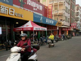 大沥摩托车市场