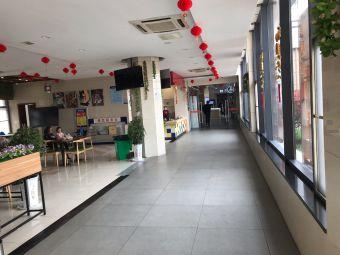 八仙台服务区停车场