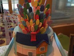 LILYCAT莉莉凯特(学士街店)的翻糖蛋糕