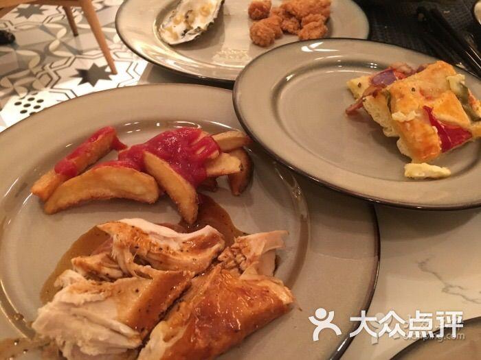 城中香格里拉大酒店美食汇-图片-杭州美食-大众点评网
