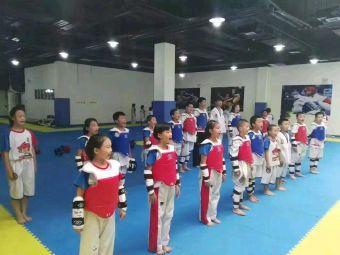 国奥跆拳道