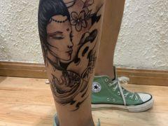 纹名·刺青的图片