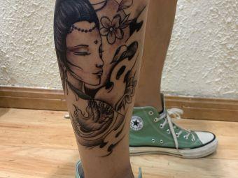 纹名·刺青
