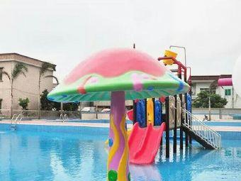 棕榈泉国际花园游泳池