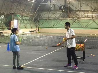 鲲鹏网球俱乐部