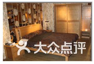 信和卧室-国标系列-信和实木家具实木自然风系花梨缅甸家具红木家具图片