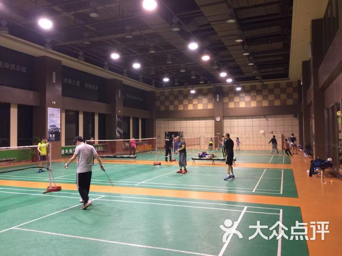 gt健身全运村会馆-图片-济南运动健身-大众点评