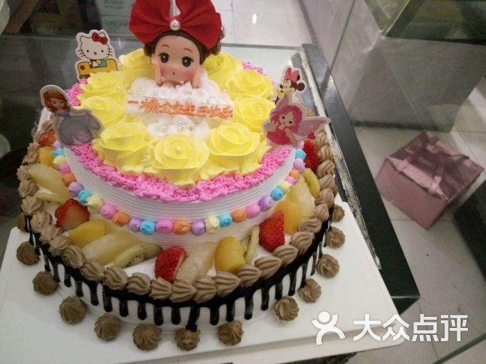 一品香图片店-图片-眉山蛋糕-大众点评网纸美食a4的做美食小报图片