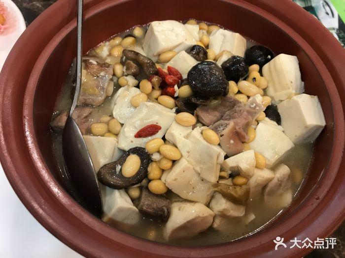 花菇烧豆腐
