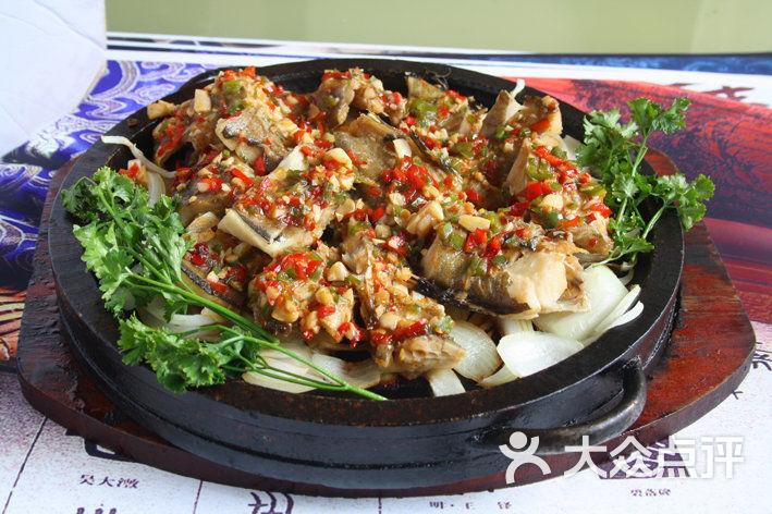 阿里郎韩式餐厅剁椒铁板鳕鱼图片 - 第11张图片