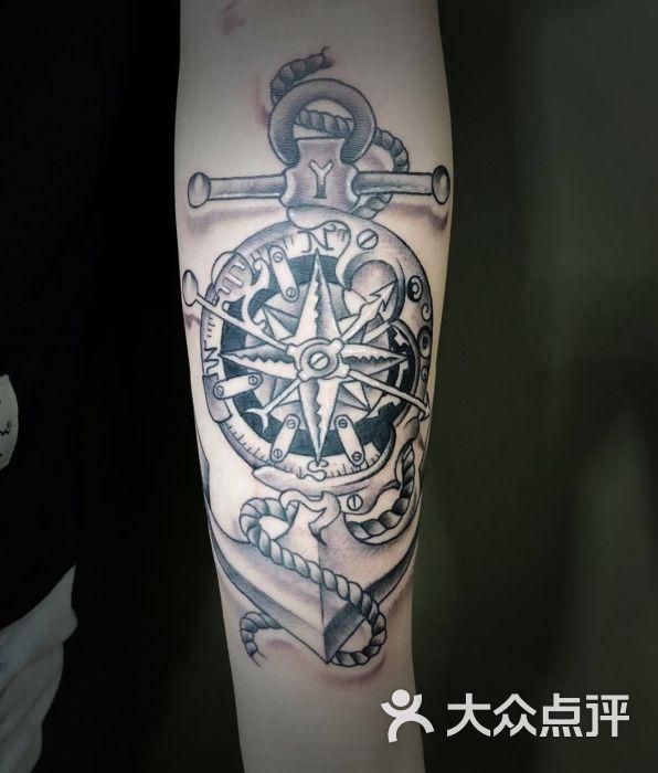 青岛f v 纹身图片 - 第1张