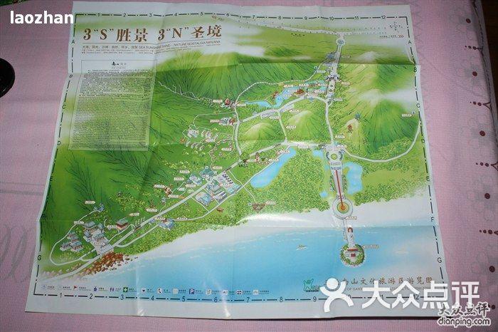 南山文化旅游区-南山导游图图片-三亚周边游-大众点评