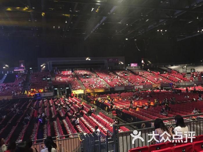 亚洲一�_亚洲国际博览馆asia world-expo arena图片 - 第1张