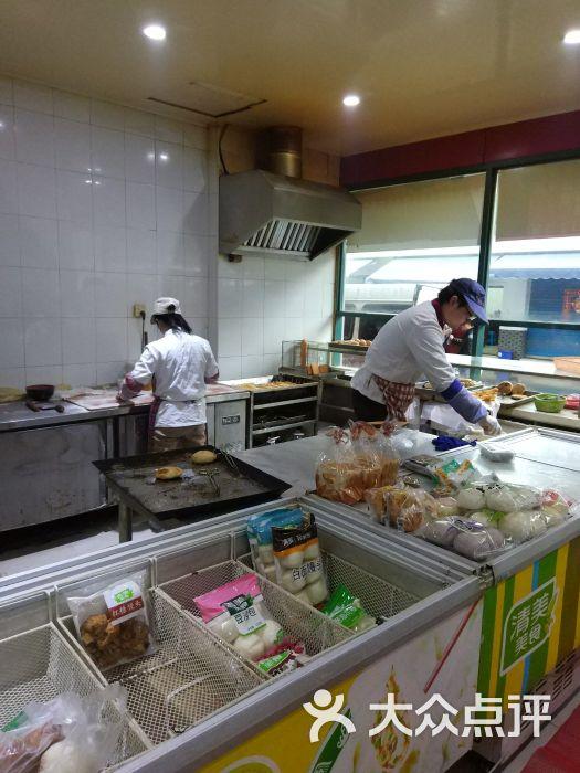 40平米早餐店厨房设计