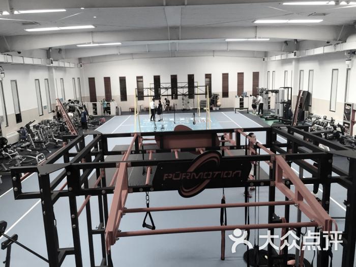蓝积木健身中心(北郊店)-图片-西安运动健身