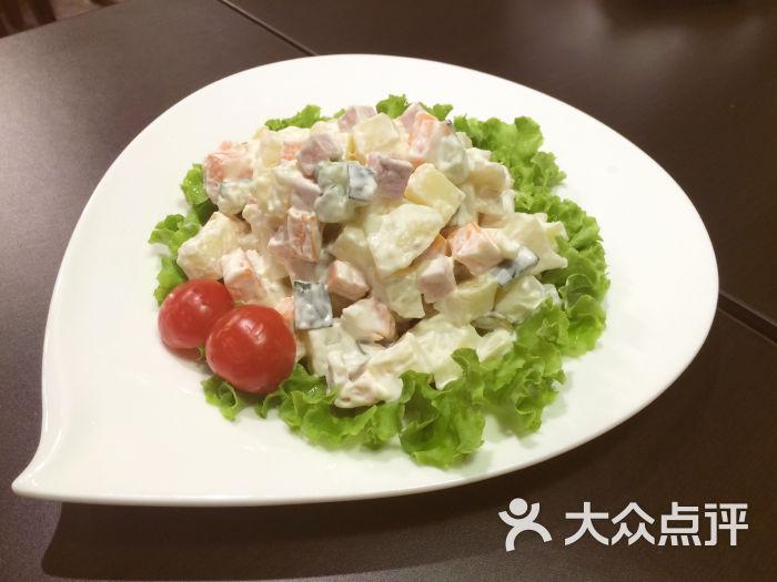 百万庄园(兴隆大家庭店)俄式土豆沙拉图片 - 第13张图片