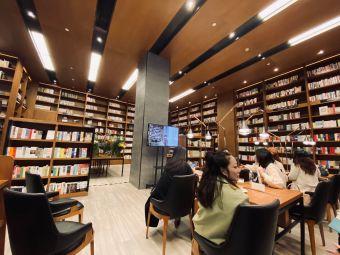 蔚蓝卡地亚花园城图书馆