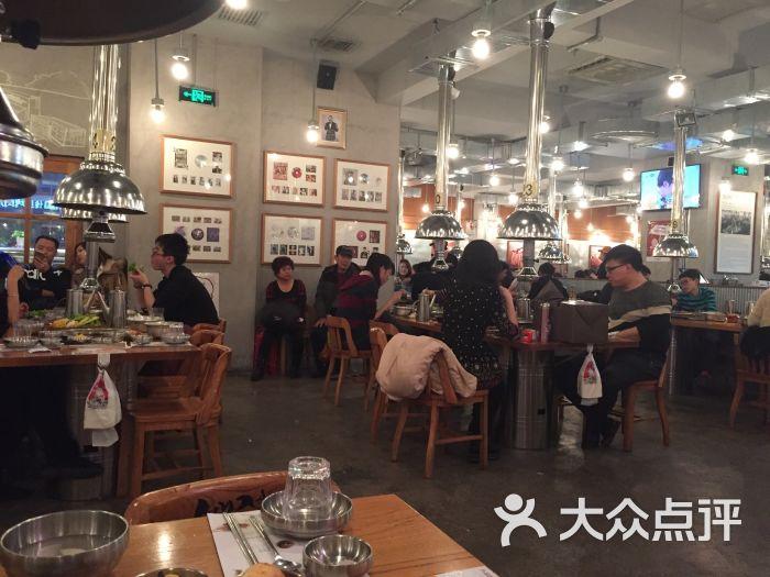 姜虎东白丁韩国烤肉-图片-天津美食-大众点评网