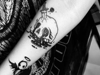 旭刺青·超皮秒洗纹身