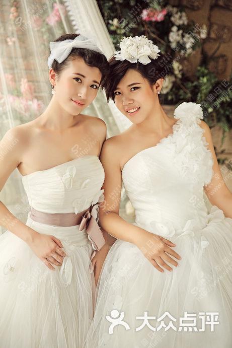 闺蜜常欣姑凉们-幸福日记婚纱摄影-北京结婚-大众
