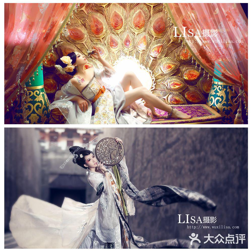 浙江横店秦王宫-lisa古装摄影-无锡结婚-大众点评网