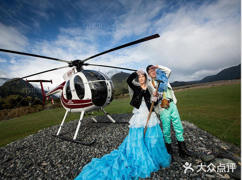 仙境传说:新西兰南岛唯美婚纱照蜜月行-蒂娅诺海外一