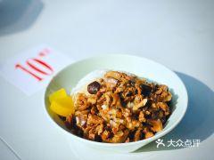 吃客食堂的台湾卤肉饭