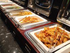 梨花自助烤肉(天河城店)的炸螃蟹