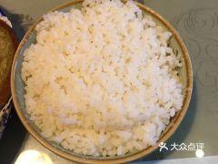 清真·伊然轩青海特色美食的米饭
