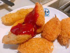 爱客得海鲜自助烤肉·涮涮锅(春熙路店)的炸蟹腿