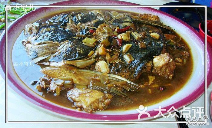 旺顺阁鱼头泡饼店_旺顺阁鱼头泡饼(大望路店)-4斤的大鱼头图片-北京美食-大众点评网