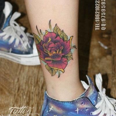 花纹身款式图
