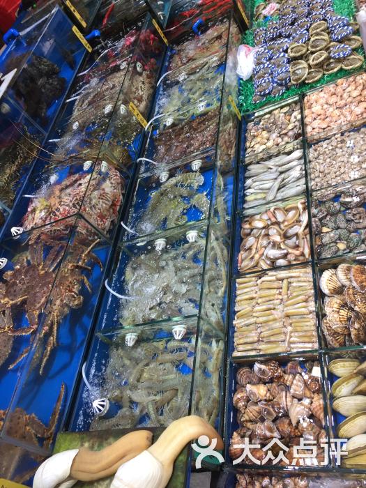 广州水产市场_黄沙海鲜水产交易市场-图片-广州美食-大众点评网