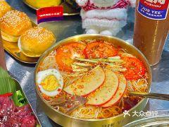 倔爷·深夜街头烤肉(世欧王庄二区店)的冷面